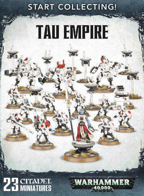 Start Collecting! Tau Empire | Spellbound Games
