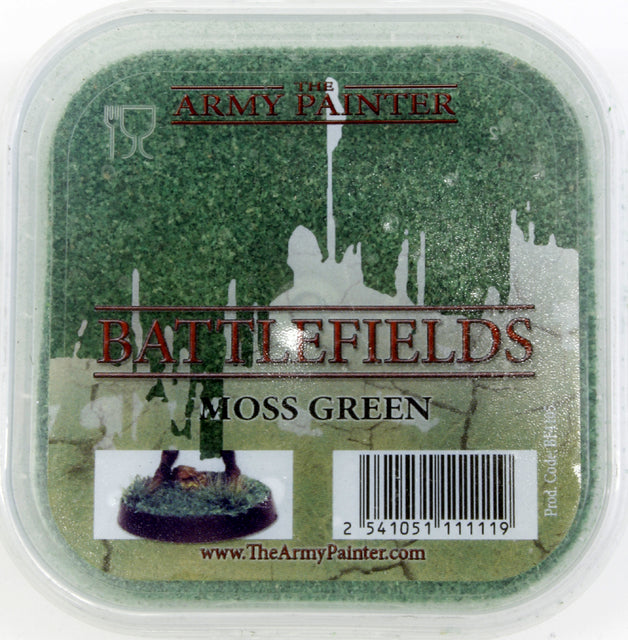 Army Painter Moss Green Flock - Basing | Spellbound Games