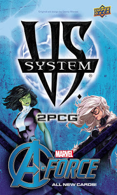 VS System: A-Force | Spellbound Games