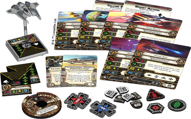 Star Wars X-Wing: Protectorate Starfighter | Spellbound Games