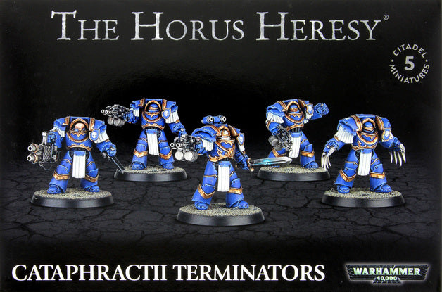 Cataphractii Terminators  | My Pop Culture | New Zealand
