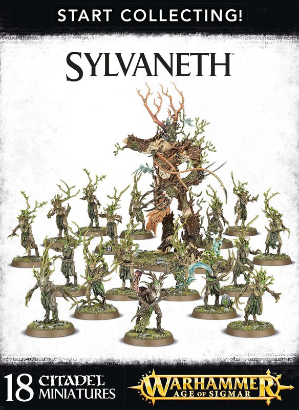 Start Collecting: Sylvaneth | Spellbound Games
