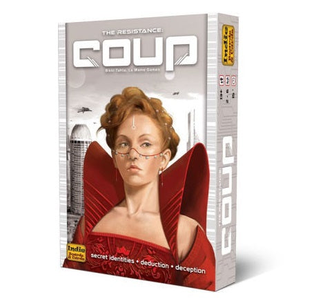 Coup | Spellbound Games