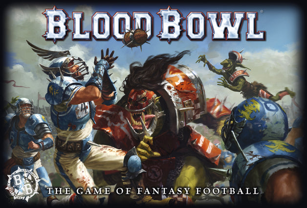 Blood Bowl  | My Pop Culture | New Zealand