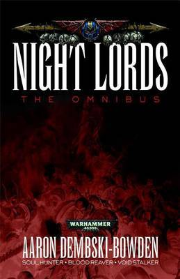 Night Lords: The Omnibus  | My Pop Culture | New Zealand