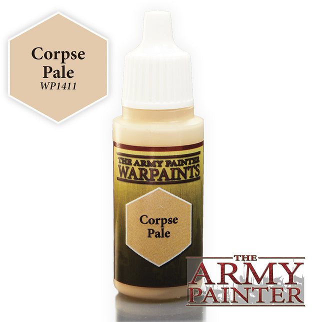 Army Painter Corpse Pale Warpaint | Spellbound Games