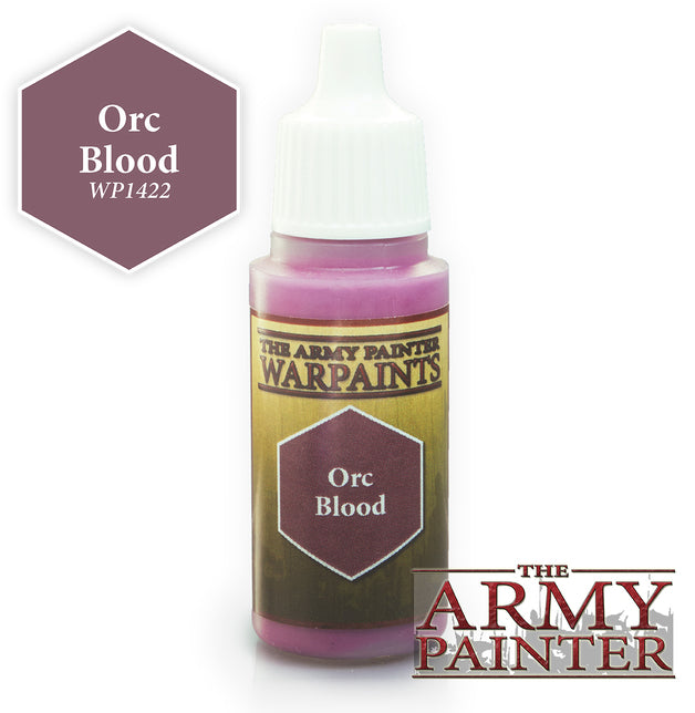 Army Painter Orc Blood Warpaint | Spellbound Games