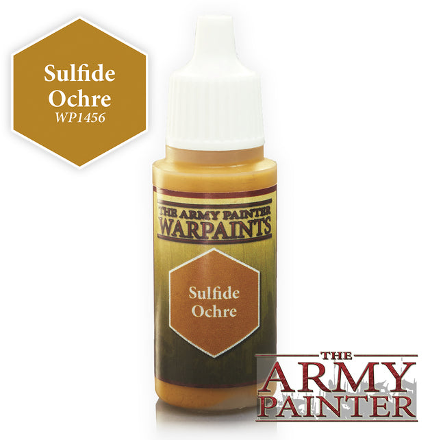 Army Painter Sulfide Ochre Warpaint | Spellbound Games