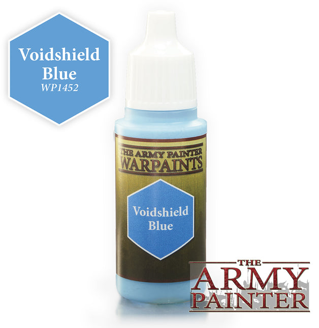 Army Painter Voidshield Blue Warpaint | Spellbound Games