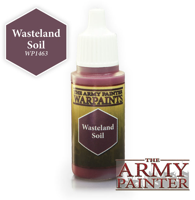 Army Painter Wasteland Soil Warpaint | Spellbound Games