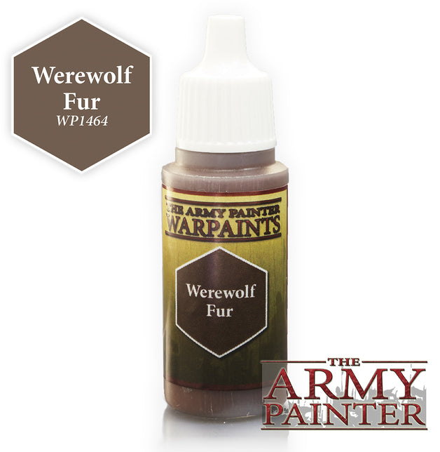 Army Painter Werewolf Fur Warpaint | Spellbound Games