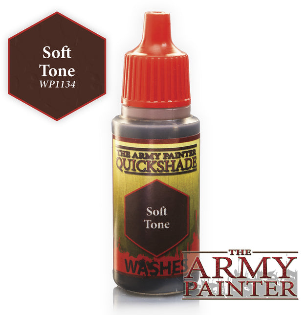 Army Painter Soft Tone Ink | Spellbound Games