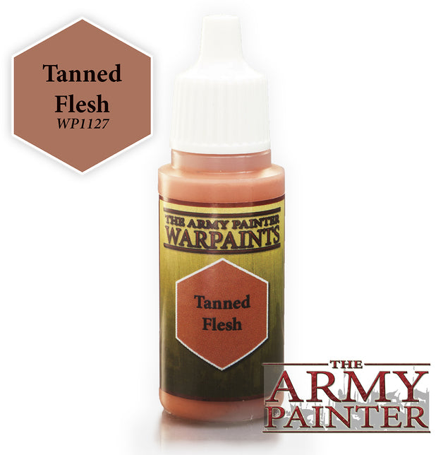 Army Painter Tanned Flesh Warpaint | Spellbound Games