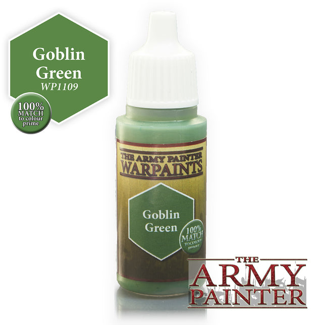Army Painter Goblin Green Warpaint | Spellbound Games