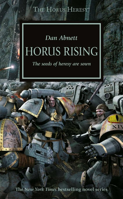 Horus Heresy: Horus Rising  | My Pop Culture | New Zealand