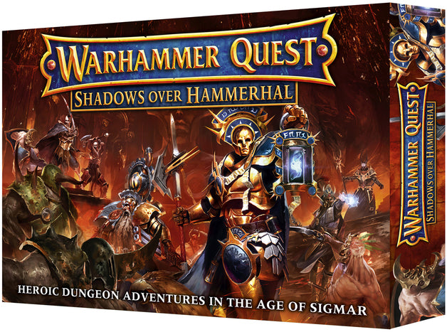Warhammer Quest: Shadows Over Hammerhal | Spellbound Games