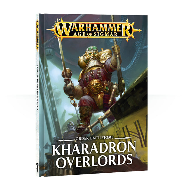 Battletome: Kharadron Overlords  | My Pop Culture | New Zealand