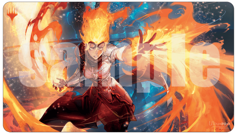 Chandra Alternative Art Playmat | Spellbound Games