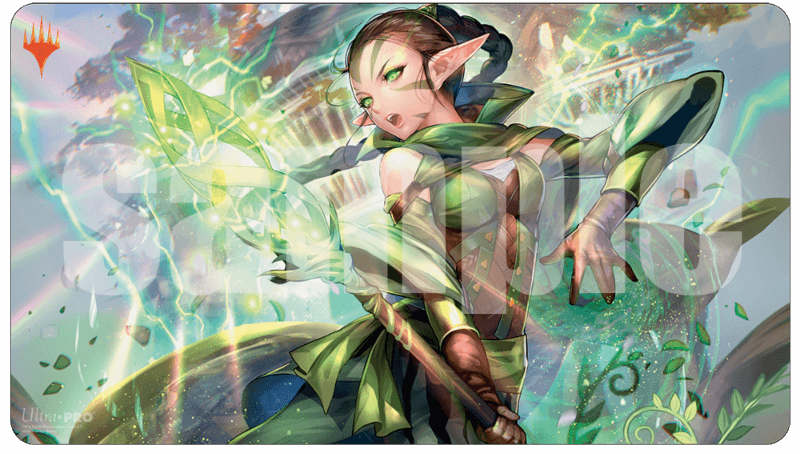 Nissa Alternative Art Playmat | Spellbound Games