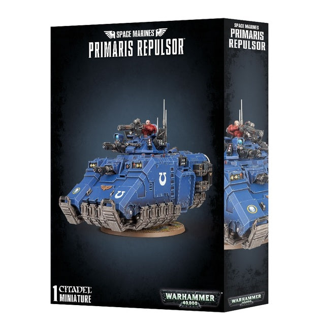 Space Marine Primaris Repulsor | Spellbound Games