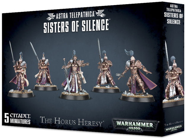Sisters of Silence | Spellbound Games
