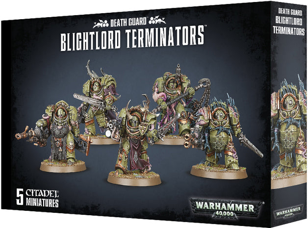 Blightlord Terminators | Spellbound Games