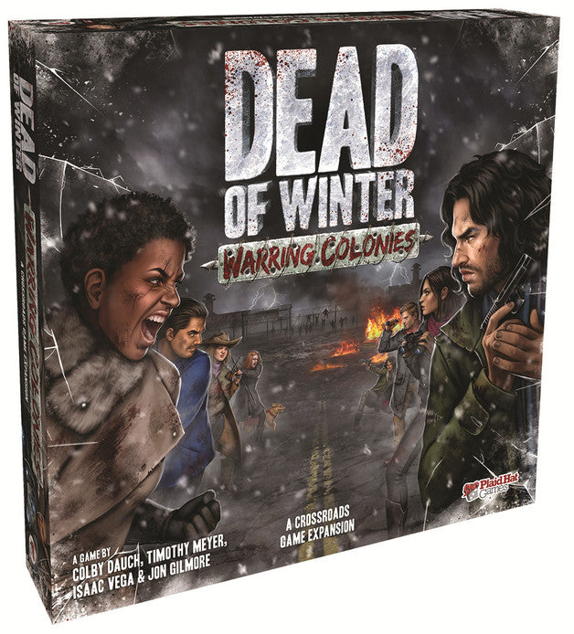 Dead of Winter Warring Colonies | Spellbound Games