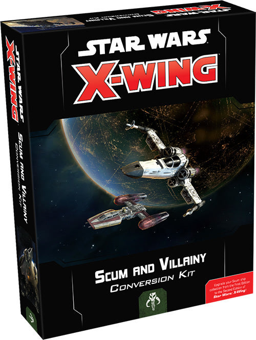 Scum and Villainy Conversion Kit | Spellbound Games