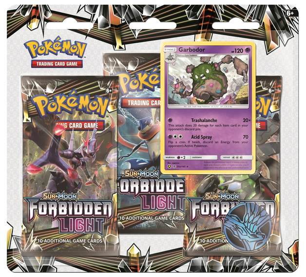 Forbidden Light 3-Pack Blister Set | Spellbound Games