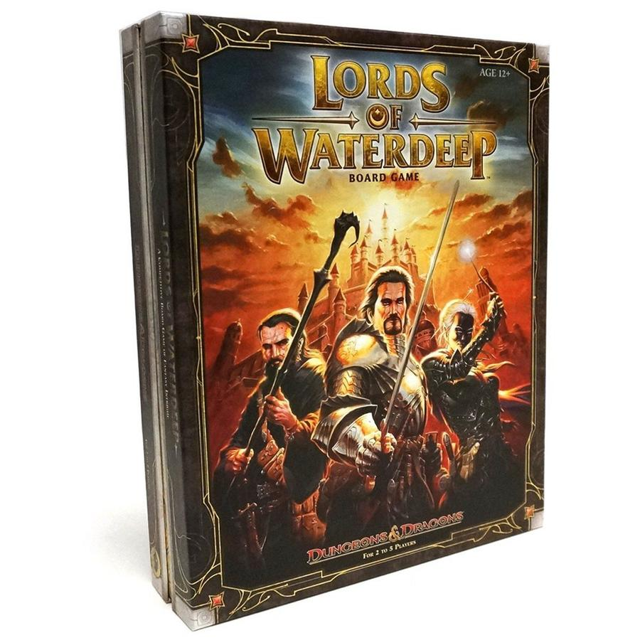 D&D Lords Of Waterdeep  | My Pop Culture | New Zealand
