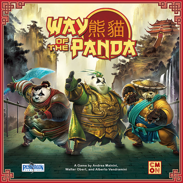 Way of the Panda | Spellbound Games