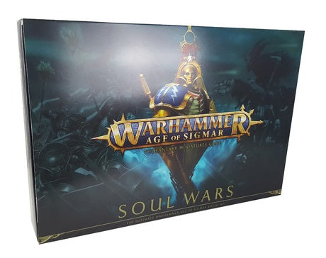 Warhammer Age of Sigmar: Soul Wars | Spellbound Games