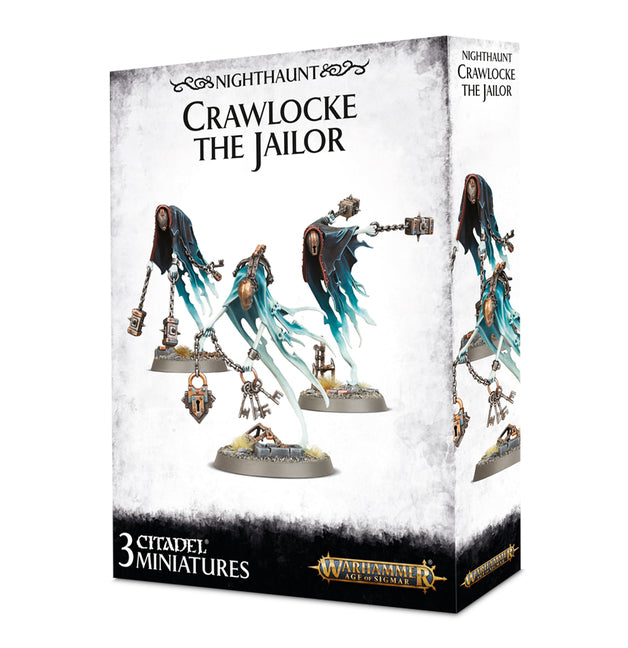 Crawlocke the Jailor and Chainghasts | Spellbound Games