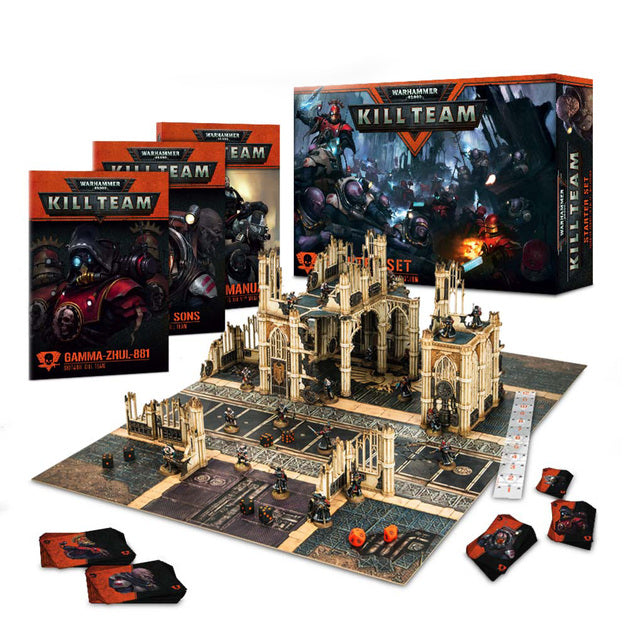 Warhammer 40,000: Kill Team | Spellbound Games