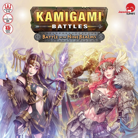 Kamigami Battles - Battle of the Nine Realms