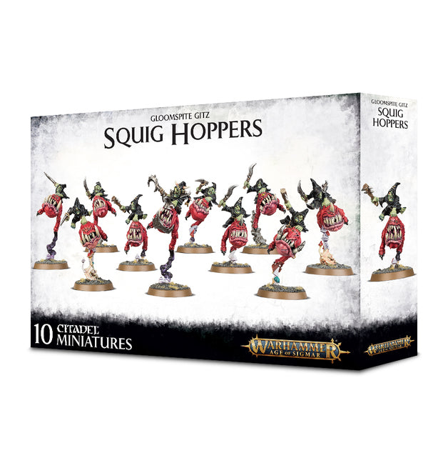 Squig Hoppers | Spellbound Games