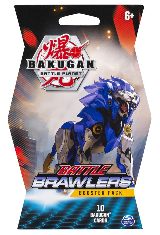 Bakugan Battle Planet - Card Booster Pack  | My Pop Culture | New Zealand
