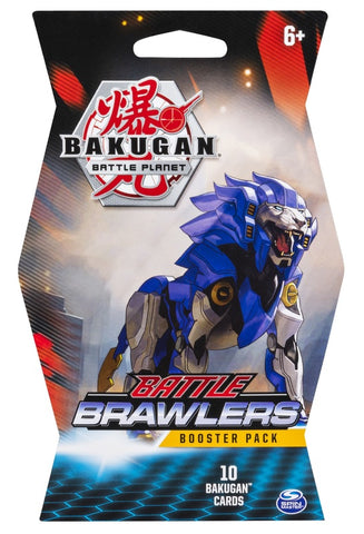 Bakugan Battle Planet - Card Booster Pack
