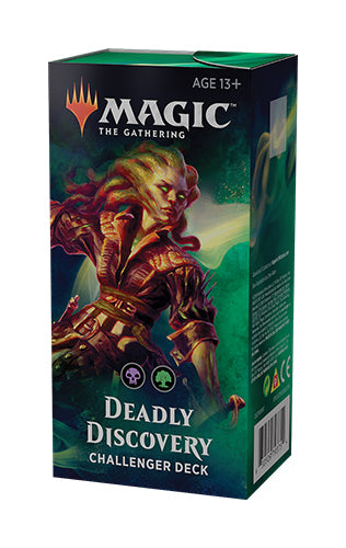 Challenger Deck - Deadly Discovery | Spellbound Games