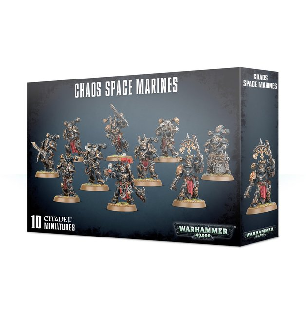 Chaos Space Marines | Spellbound Games