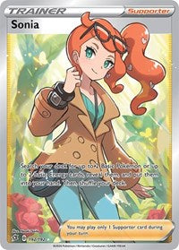 Sonia (Full Art) (192/192) [SWSH02: Rebel Clash] | Spellbound Games