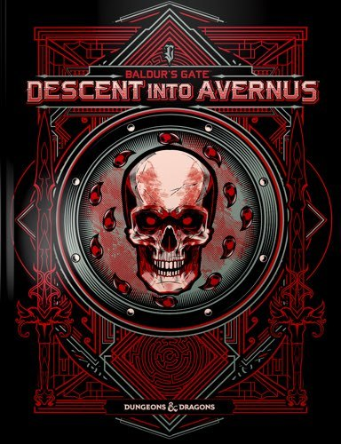 Descent into Avernus (Exclusive Cover Edition) | Spellbound Games