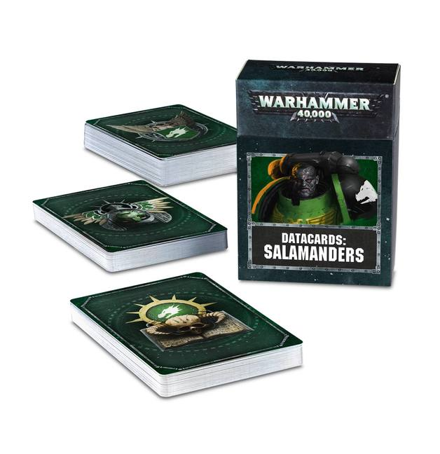 Salamanders - Codex Supplement | Spellbound Games