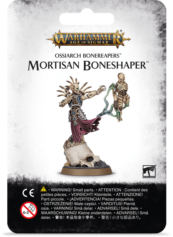 Warhammer Age of Sigmar - Mortisan Boneshaper | Spellbound Games
