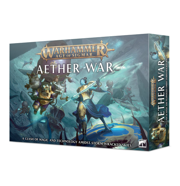 Warhammer Age of Sigmar: Aether War | Spellbound Games