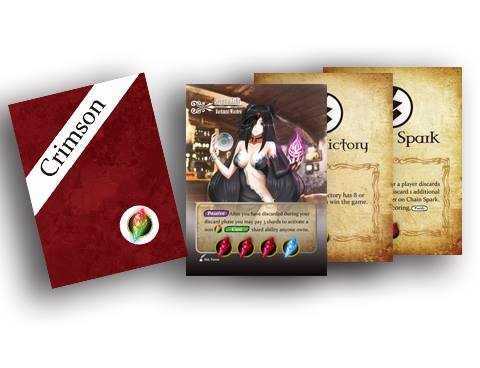 Dragoneye Tavern: Crimson Expansion | Spellbound Games