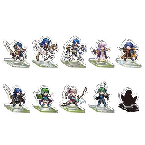 Fire Emblem Heroes Mini Acrylic Figure Collection Vol. 1 | Spellbound Games