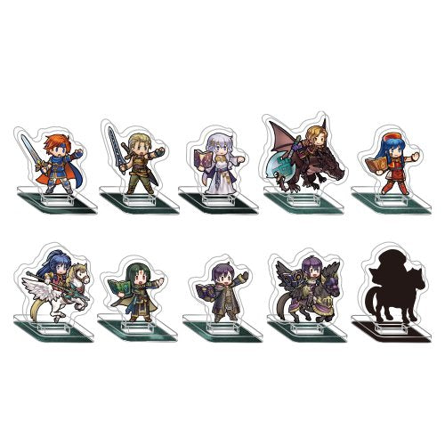 Fire Emblem Heroes Mini Acrylic Figure Collection Vol. 5 | Spellbound Games