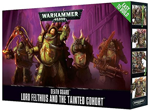Easy Build Lord Felthius And The Tainted Cohort  | My Pop Culture | New Zealand