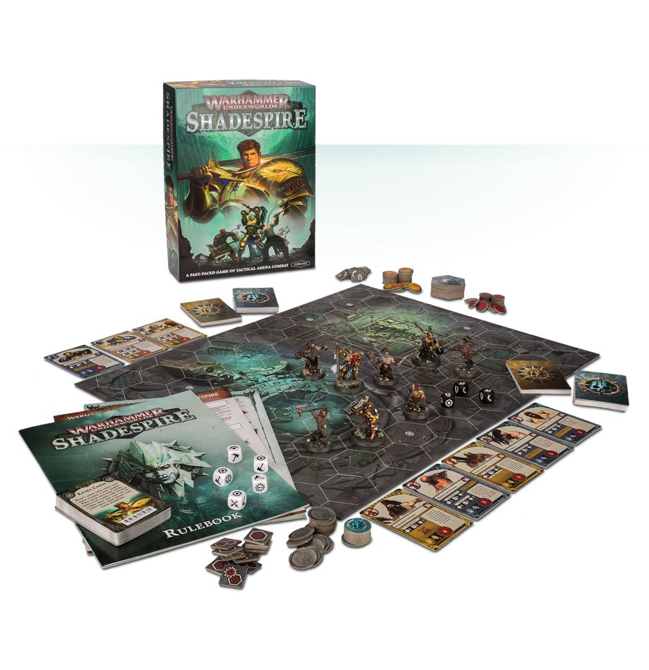 Shadespire - Underworld Core Game  | My Pop Culture | New Zealand